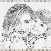Радость материнства :: Лидия (naum.lidiya)