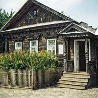 Дом-музей А.И.Куприна. Наровчат. Пензенская область :: MILAV V