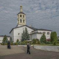 Трапезная церковь Рождества Христова и колокольня. :: Михаил (Skipper A.M.)