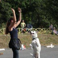 Танец :: Игорь Смолин