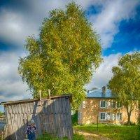 дворик... :: Андрей Нестеренко