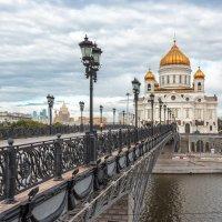 Патриарший мост :: Евгений Никифоров