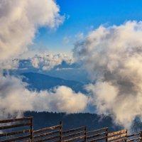 Пелена гор! :: Андрей Гриничев