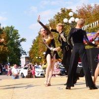 В ритме танца :: Владимир Болдырев