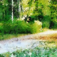 По дорожкам парка осень бродит..... :: Tatiana Markova