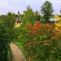 Осень :: Галина Новинская