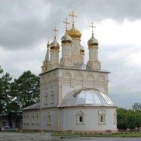 Спасо-Преображенский храм :: Татьяна Иванова