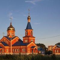 Никольский храм. Рузаевка. Мордовия :: MILAV V