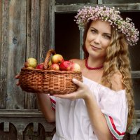 красна девица :: Наталья Владимировна Сидорова