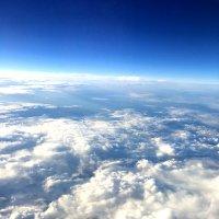 Земля в иллюминаторе... :: Алла ZALLA