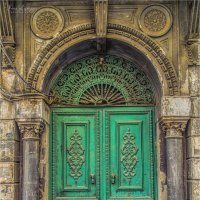 Старая дверь в Стамбуле :: Ирина Лепнёва