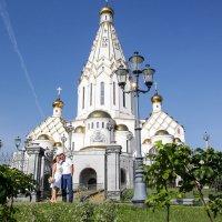 Всехсвятская церковь и свадьба в Минске :: Екатерина Гриб