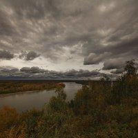 Осеннее ненастье :: Сергей Жуков