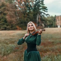 Музыка ветра :: Виктор Седов