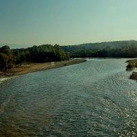 Бирюзовая река :: berckut 1000