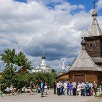 Церковь преподобного Сергия Радонежского в Троицком монастыре :: Дмитрий Сиялов