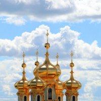Любимые купола :: Ирина Фирсова