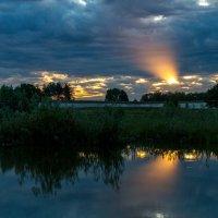 Луч солнца золотого.... :: Дмитрий Сиялов
