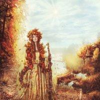 Осень золотая :: Елена Timofeeva