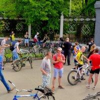 велосезон лета 2017 :: Александр Прокудин