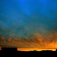Рассветная осень :: ВАЛЕРИЙ