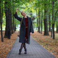 Осенний портрет :: Алексей Соминский