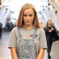 Жизнь в метро :: Natalia Petrenko