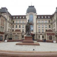 Памятник Ф. Шаляпину :: Мила