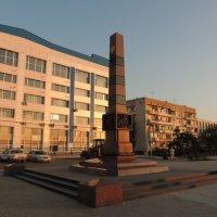 стела в память о пограничниках :: Евгения Чередниченко