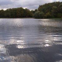 Осенняя вода :: Анна Воробьева