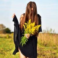 Загрустила :: Bogdasha Sidorenko