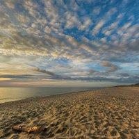 Вечерний пляж :: Владимир Самсонов