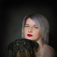 Таня и Юна :: Елена Волгина