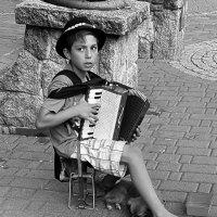 Закопанский музыкант :: Inga Engel