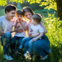 Семейная прогулка :: Наталия Габриэль