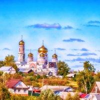 Церковь Вознесения Господня   г. Спасск Пензенская область :: Alexandr