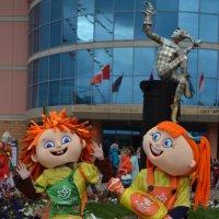 Фестиваль в Омске :: Savayr