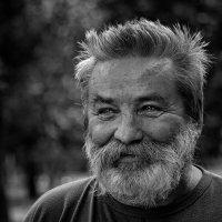 Дядя Сережа (BW). :: Павел Петрович Тодоров