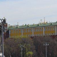 Вид на Кремль :: Алексей Ефимов