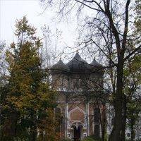 собор Покрова Пресвятой Богородицы :: Анна Воробьева