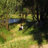 Время от времени каждому из нас нужно уединение :: Андрей Лукьянов