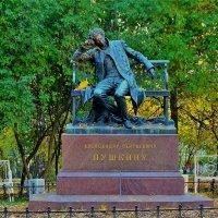 Пушкин и осень... :: Sergey Gordoff