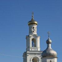Колокольня Юрьева монастыря. :: Sergey Serebrykov