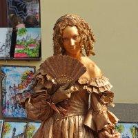 Живая статуя :: Андрей Мышко