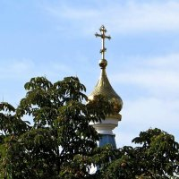 Сияют золотые купола :: Татьяна Смоляниченко