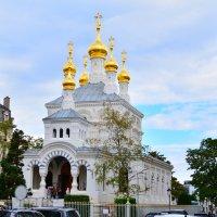 Женева Русская церковь :: Sergej