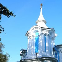 Смольный собор :: Ольга Васильева