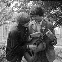 А у нас во дворе... 1973 год (август) :: Игорь Смолин