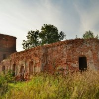 Старинный Храм :: Aleksandr Ivanov67 Иванов