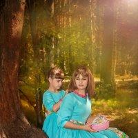 мамина принцесса :: Елена Князева